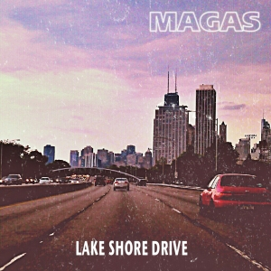 MAGAS: Lake Shore Drive cassette (Freedom From)